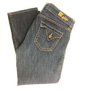 Kut from the Kloth Bardot Crop Jeans (P11)